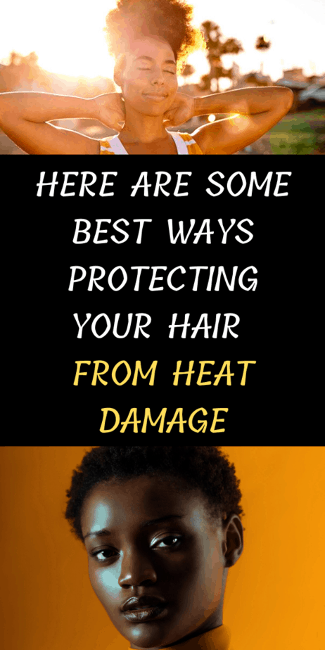 Here Are Some Best Ways Protecting Your Hair From Heat Damage